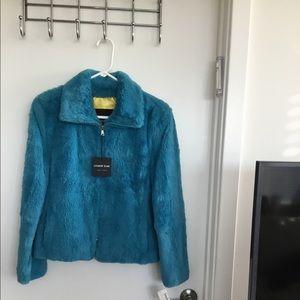 New Andrew Marc  Fur coat